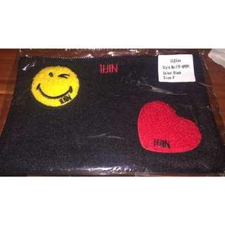 全新 iijin DIY Magic Pouch 化妝袋 小物袋 隨身袋 筆袋 Bag