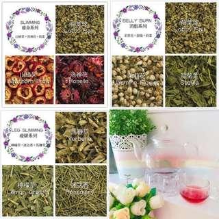 Flower & Herb Tea