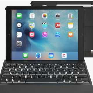 Zagg Slim Book Pro for 9.7 inch iPad Pro and iPad Air 2