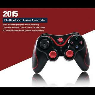 Gamepad Bluetooth wireless utk smartphone dan smart tv box
