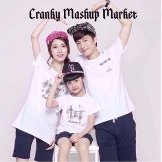Family/Couple Tee (CMM-FCT)