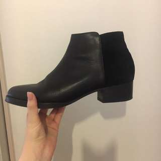 H by Hudson ankle boot