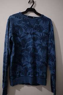 (Used) Cotton On Printed Long sleeve shirt
