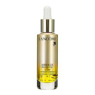 LANCOME Absolue Precious Oil Nourishing Luminous Oil 1oz, 30ml