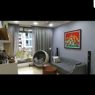 Whole apartmt w facilities  AMK