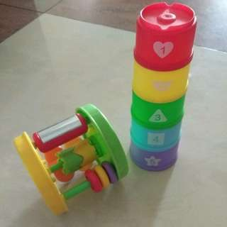 Activity baby toys