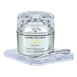 COSME DECORTE AQ Meliority Intensive Eye Cream 0.7oz 20g