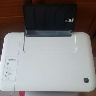 HP Deskjet 1510 Printer no ink