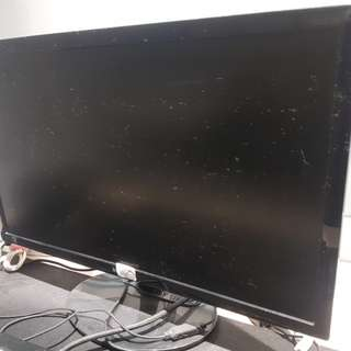 "Samsung 24"" Led gaming monitor."