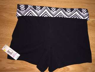 No Boudaries Yoga Short