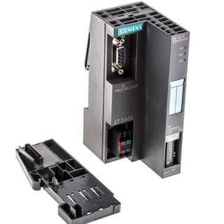 Siemens ET200S PLC I/O Module 24 V dc, 119.5 x 45 x 75 mm → 6ES7151-1AA05-0AB0