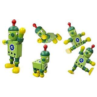 Robot Buddies – GYODA GREEN
