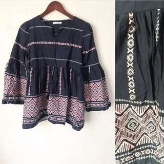 Korean Boho Top/Dress