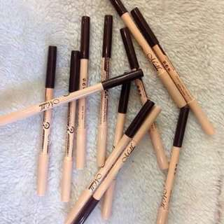 2in1 Pencil  Eyebrow + Concealer  (minimum of 6 orders)