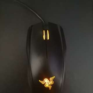 SUPER CHEAP 3 YEARS USED Gaming Mouse Razer Krait 2013