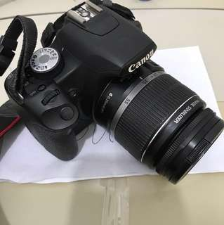 Canon EOS 500D (SD card not provided) (battery not provided)