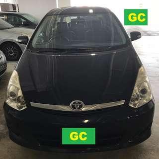 Toyota Wish RENT CHEAPEST RENTAL