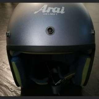 Arai SW classics helmet Nankai Flat grey rare