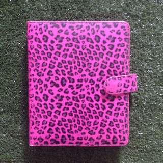 Binder Motif Leopard