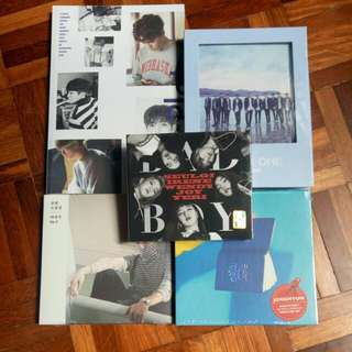 WTS READY STOCKS ! (Helping Friend)