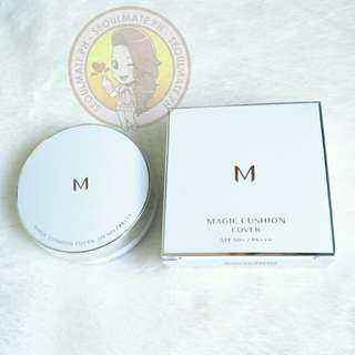 Missha M Magic Cover Cushion #23