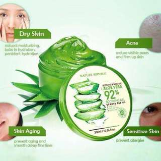 Aloe Gel 92% (minimum of 3 orders)