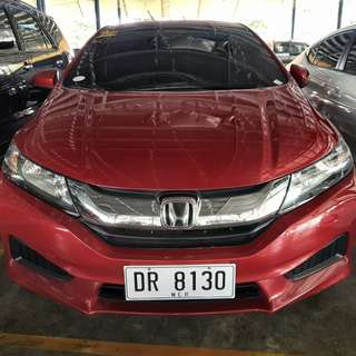 2016 Honda City E CVT Automatic