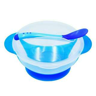 Bowl Spoon Feeding Set