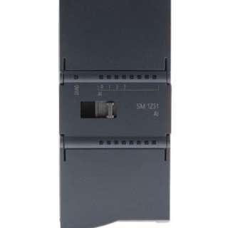 Siemens 6ES7231 PLC I/O Module 4 Inputs 24 V dc, 100 x 45 x 75 mm → 6ES7231-4HD32-0XB0