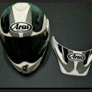Arai OW comet helmet