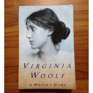 Virginia Woolf - A Writer's Diary