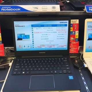 全新 Samsung Laptop NP500R3M  i5 7200U
