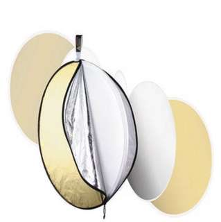 "Photoflex MultiDisc 5-in-1 reflector (32"")"