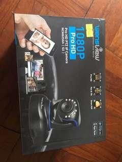 Pro HD PTZ IP Camera