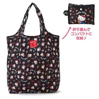 Japan Sanrio Hello Kitty Folding Eco Bag (Bear)