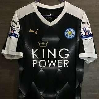 李斯特城 Leicester City 15/16 作客 球衣 波衫 Away Football Jersey Puma Nike adidas