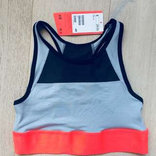 Women's Sports Bra, NWT SMALL