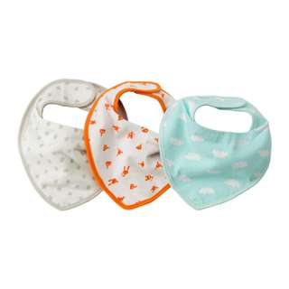 [IKEA] HIMMELSK Dribble Bib/ 3pieces
