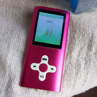 Mp 3 Mp4 player 8GB brand new