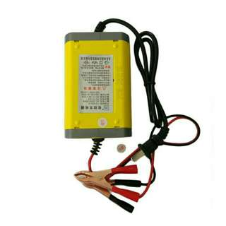 12Volts battery charger