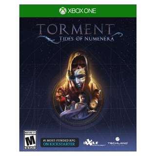 [CLEARANCE] Torment: Tides Of Numenera (Xbox One)
