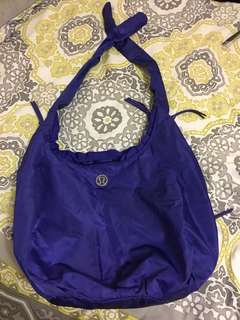 Lululemon gym/yoga bag