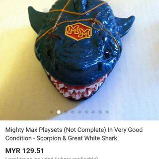 Mighty max jaws