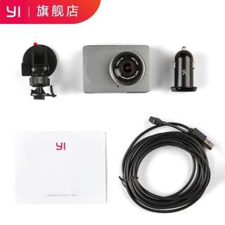 Xiao Yi car recorder 1year warranty