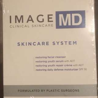 IMAGE MD clinic skin care restoring kit
