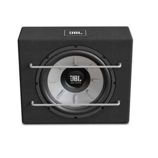 "JBL Stage 1200B Sealed Enclosure 12"" (300mm) Subwoofer"