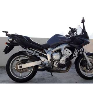 Yamaha FZ-6S
