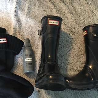 Hunter Boot Bundle