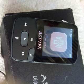 AGPTEK A50 Digital MP3 Player 8GB