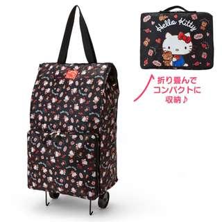 Japan Sanrio Hello Kitty Folding Carry Bag (Bear)